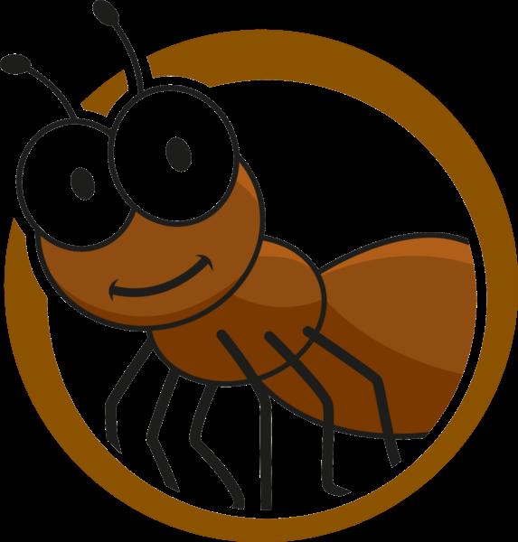 grafika mróweczki