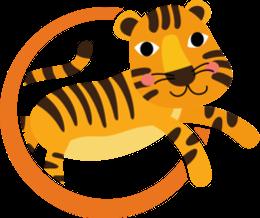 grafika tygryska
