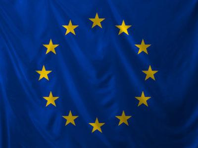 Flaga Unii Eurpojeskiej