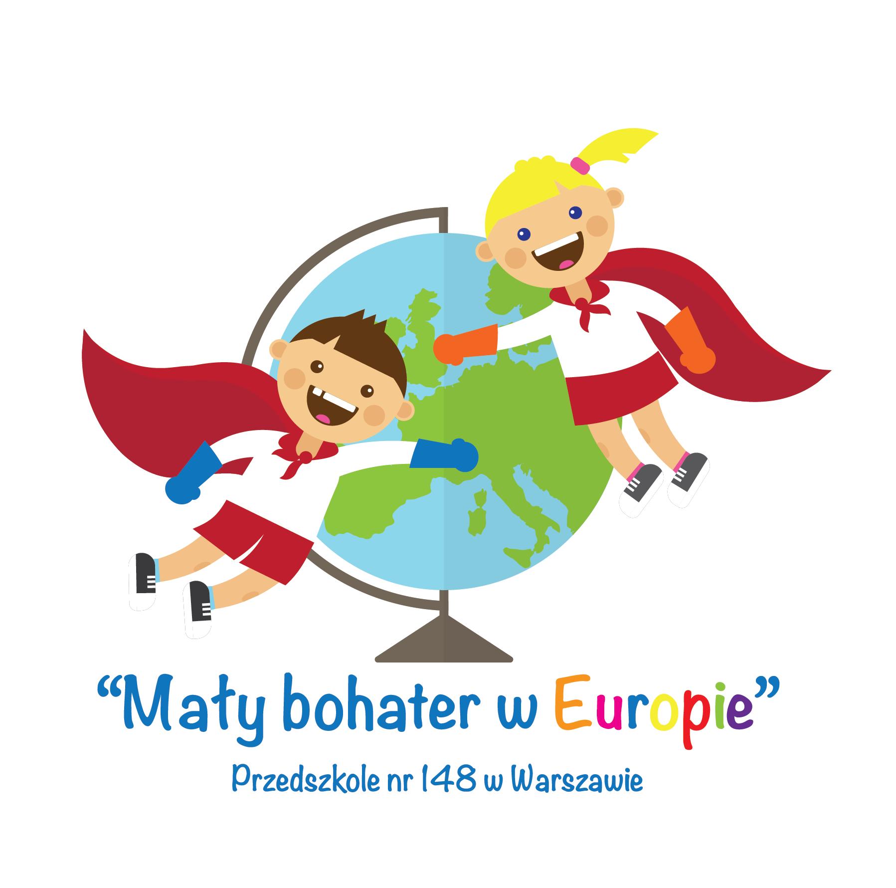 logo programu Mały bohater w Europie