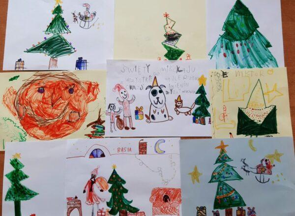 zdjęcie prac dzieci