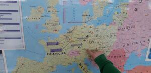 zdjęcie mapy Europy
