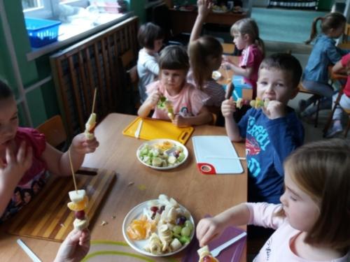 Dzień zdrowego jedzenia - Biedronki