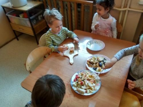 Dzień zdrowego jedzenia - Krasnale