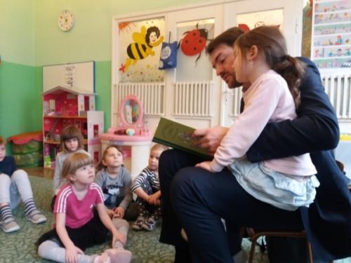 Rodzice czytają - Tata Helenki