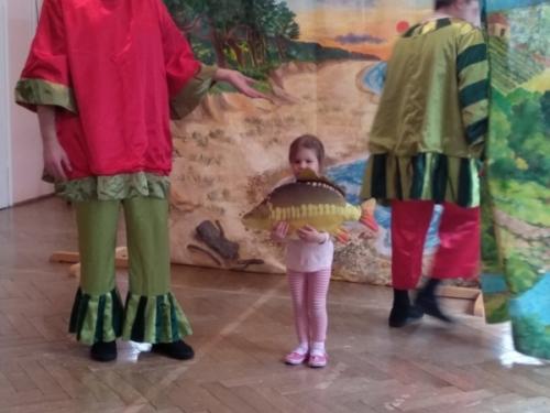 Teatrzyk Koliberek - marzec